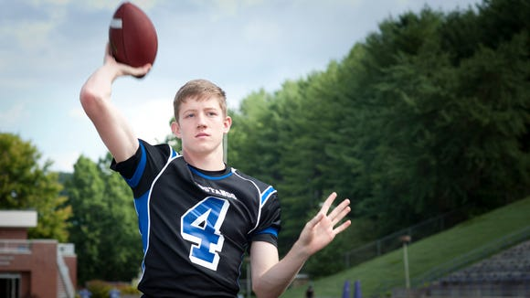 Smoky Mountain's Zeb Speir