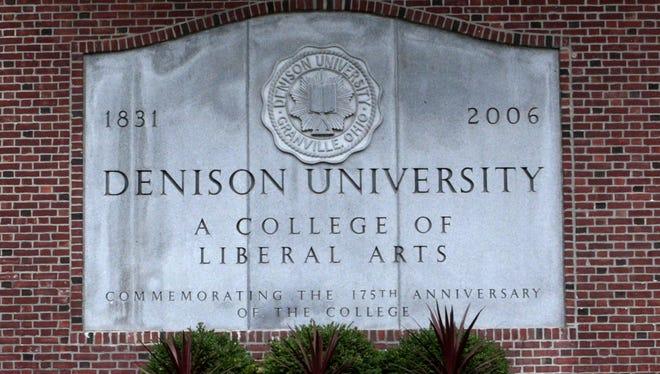 Staff photo Denison University