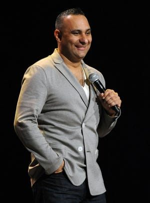 """""""I'm considered like soccer: Huge around the world, and America just ignores it,"""" comic Russell Peters says."""