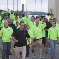 Mackinac Bridge walk in for even more changes, possible different date