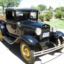 Laveen resident Carlos Ontiveros will display his 1931 Ford Model A pickup truck at the Laveen Heritage Car Show on Saturday.