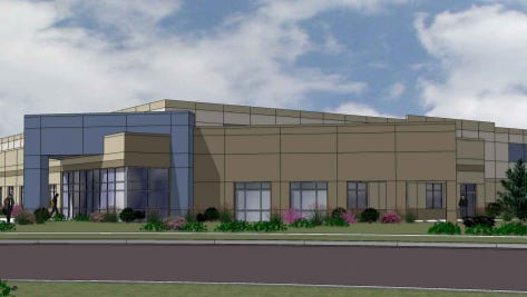 Greco & Sons plans to develop a new distribution center in Oak Creek.