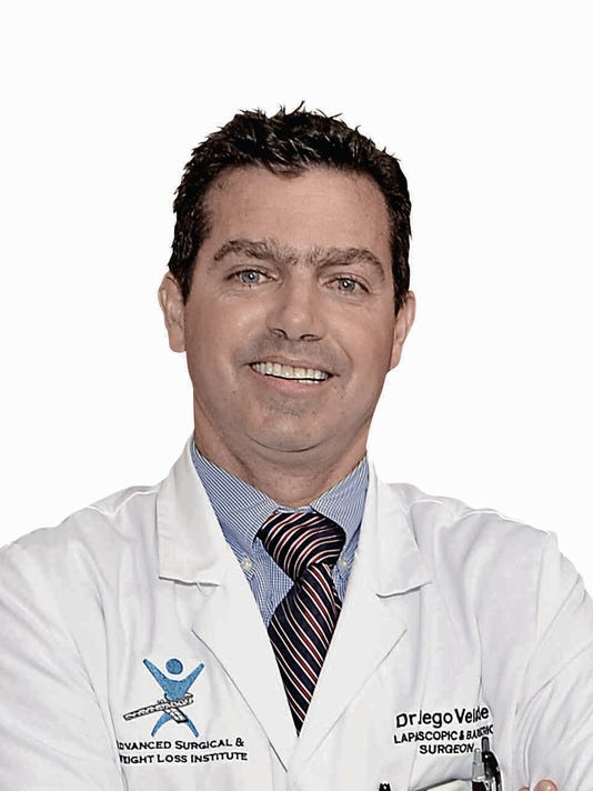 Know Your Health Professional: Diego Velarde, bariatric and general surgeon