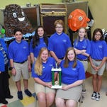 Viera Charter's Odyssey of the Mind team heads to Worlds