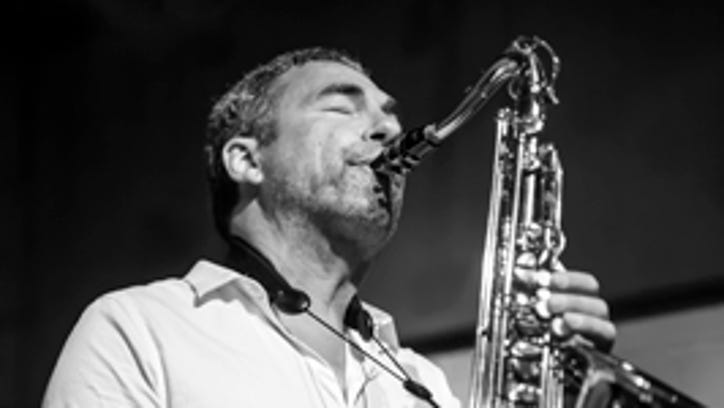 Bill Tiberio Band takes stage at jazz fest