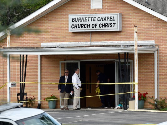 How The Nashville Church Shooting At Burnette Chapel