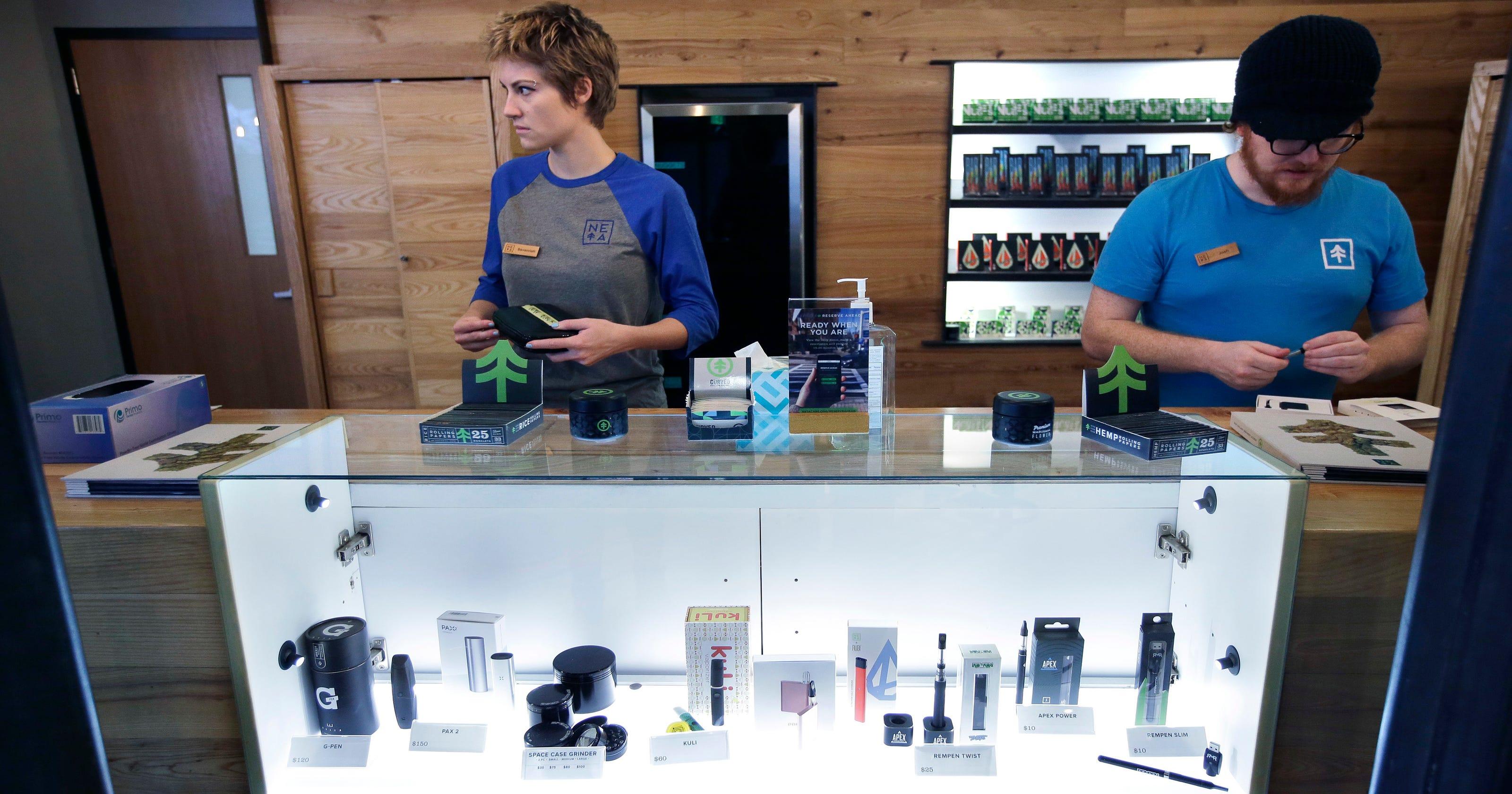 Marijuana in Massachusetts: Recreational pot shops set to open