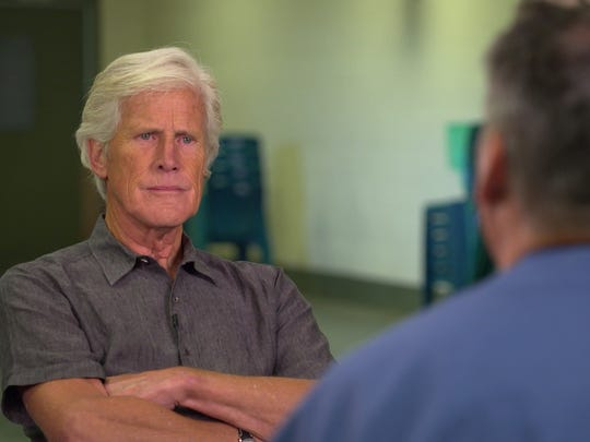 """Dateline"" correspondent Keith Morrison filming for"