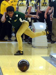 Gallatin High senior Chris Stoveall rolled a 539 series,