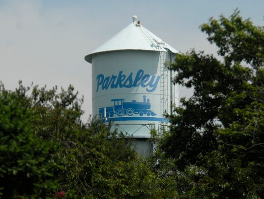 Parksley Water Tower