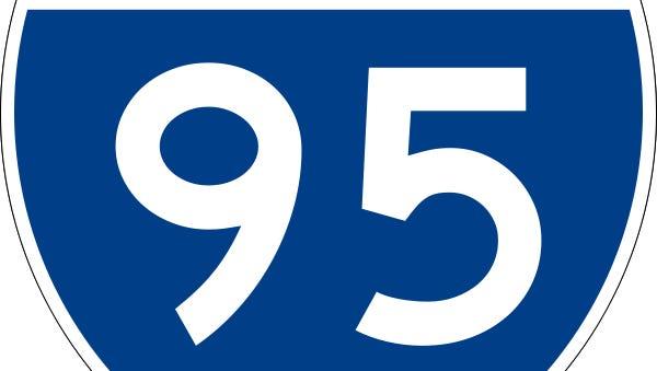 I-95 sign