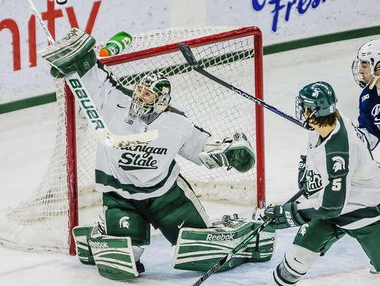 MSU vs Penn State Hockey