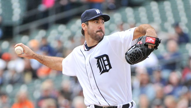 Detroit Tigers pitcher Justin Verlander is a finalist for the 2016 Cy Young award.