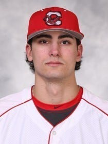 Cortland's Conrad Ziemendorf of Penfield is the SUNYAC baseball player of the year. He batted .364 with 35 RBI and 40 runs scored.