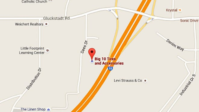 Big 10 Tire in Gluckstadt, Miss.