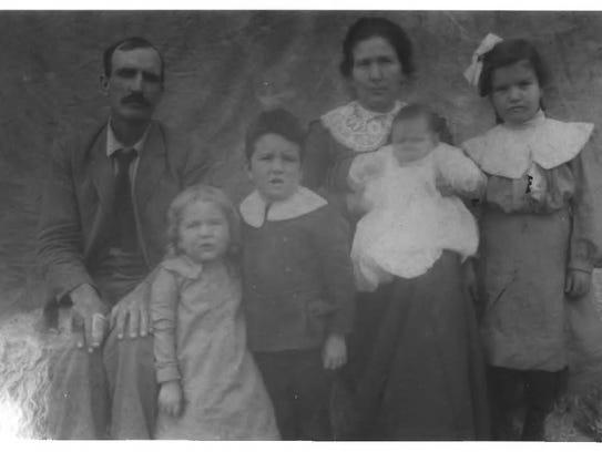 The Aguayo family.