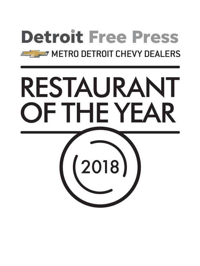 Chef's Table at Detroit Foundation Hotel is 2018 Restaurant