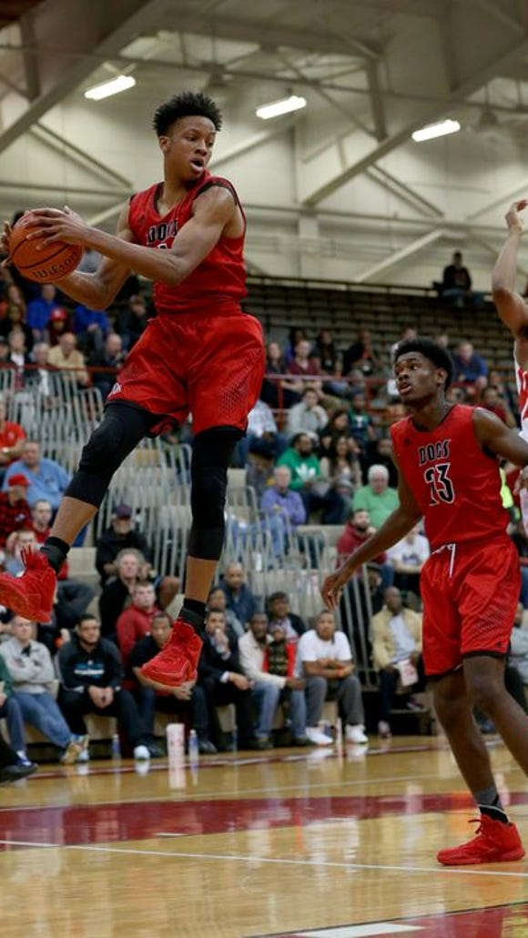 Romeo Langford and New Albany are ranked No. 1 in Class 4A.