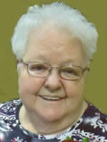 Harriett Ruth Benesh, 83