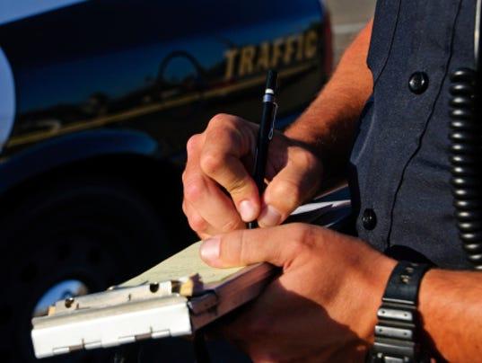 Police citation