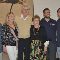 Thanks, Frank: After 46 years on the job, North Naples retiree gets special send-off party