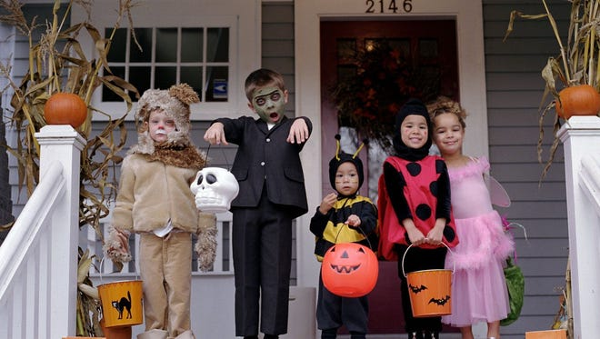 Halloween safety is a concern for parents every year.