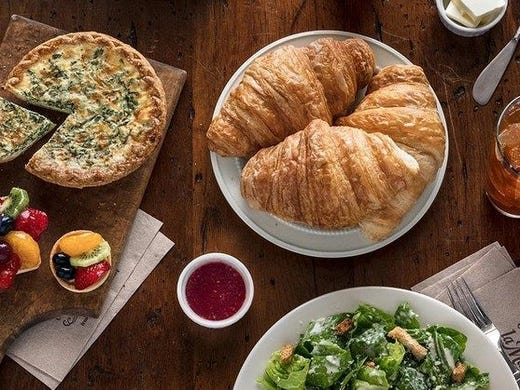 La Madeleine Country French Cafe Franchise