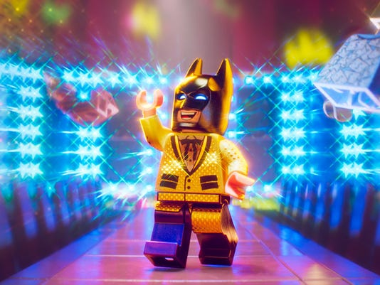 Lego Batman world