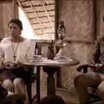 "A scene from the documentary ""Felix Manalo."""