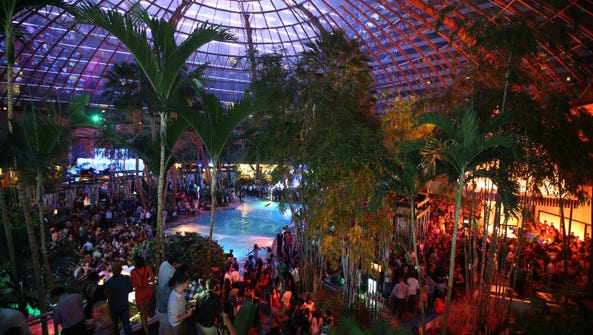 The Pool After Dark will reopen on March 3 after a