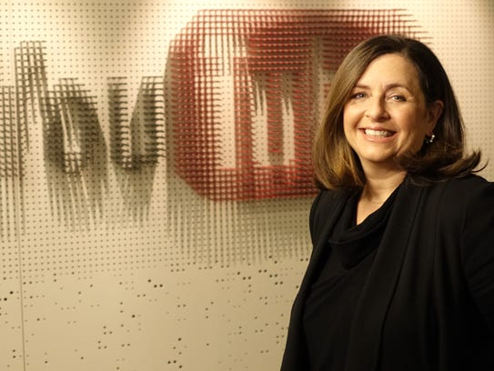 YouTube Red original programming chief Susanne Daniels