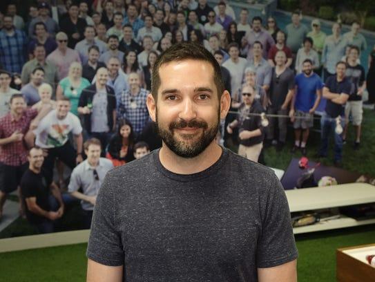 ZipRecruiter CEO Ian Siegel