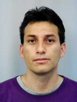 Javier Mendiola-Soto, 38, of Mexico, is being held without bail. The former University of Delaware graduate researcher has been expelled.