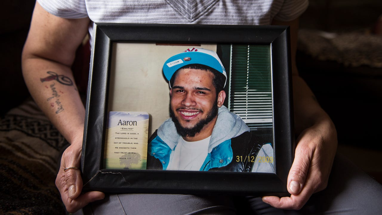 Aaron Lawrence was only 20 when he died from a heroin overdose in 2010. Police say two others did little to get him help. For the past seven years his mother, Tracy Lawrence-Felton, has been left to wonder why it took so long for charges to be filed.