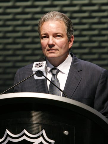 Ray Shero was fired by the Pittsburgh Penguins last