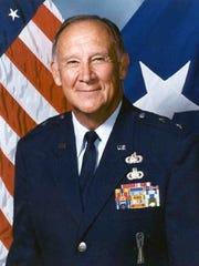 Retired Maj. Gen. Melvyn Montaño