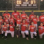 Ward 10 girls advance to Dixie Softball World Series