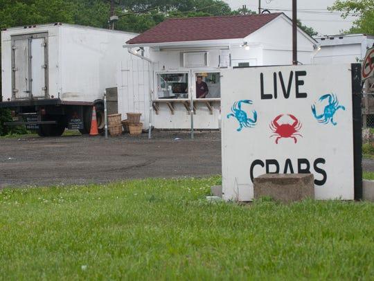 Crabs Plus in Mt. Ephraim Avenue.