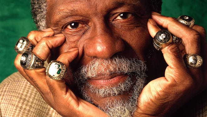 Bill Russell became the first African-American coach in a major sport since the Depression. He is the only NBA player to ever win 11 championships.