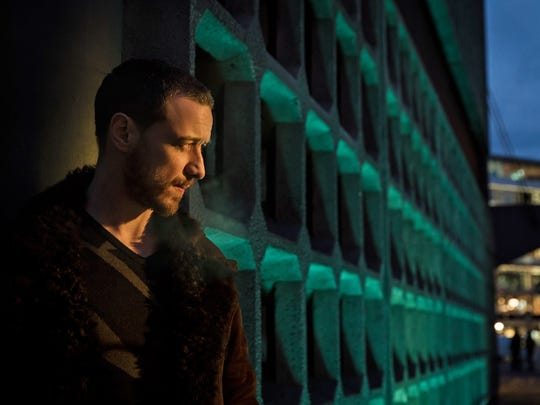 "Can David Percival (James McAvoy) be trusted in ""Atomic"