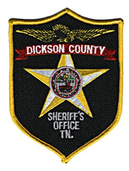 Dickson County Sheriff's Office badge