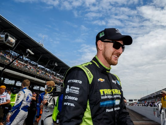 IndyCar: Indianapolis 500-Carb Day