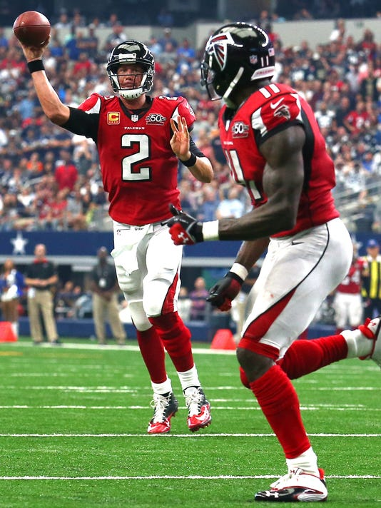 b5745bfd Who are the NFL's top 10 quarterback-receiver combinations?