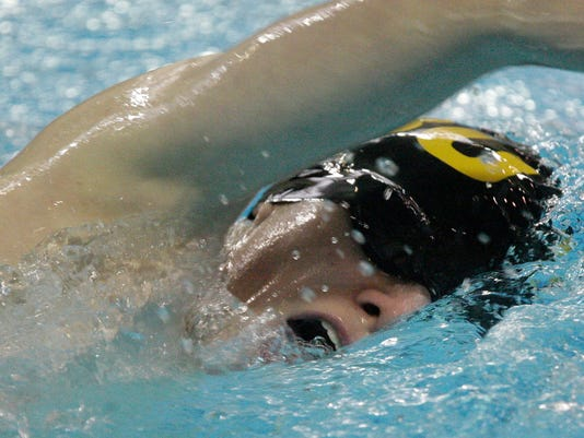 she s Sheb North Raider Relays Swimming