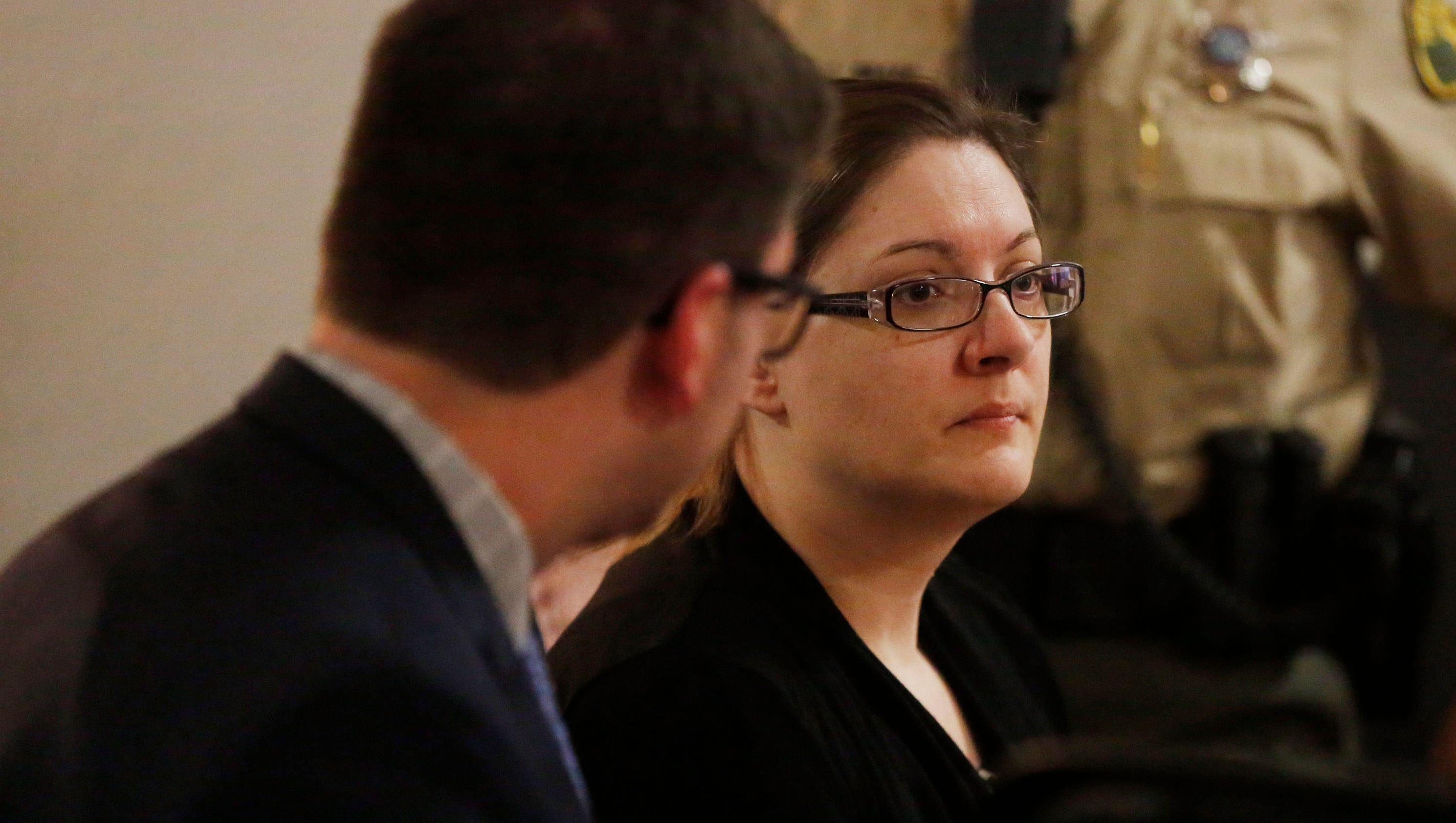 Mom convicted of murder in teen daughter's starvation death