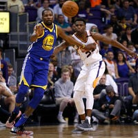 f3e9d95e3146 Phoenix Suns new  Chriss joins long list of players out against Warriors