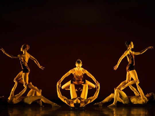 MOMIX is returning to Wharton after last performing