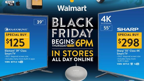 Walmart's Black Friday ad