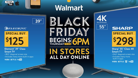 Walmart's Black Friday ad