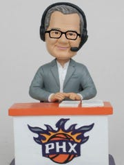 The Suns will give out an Al McCoy bobblehead on March